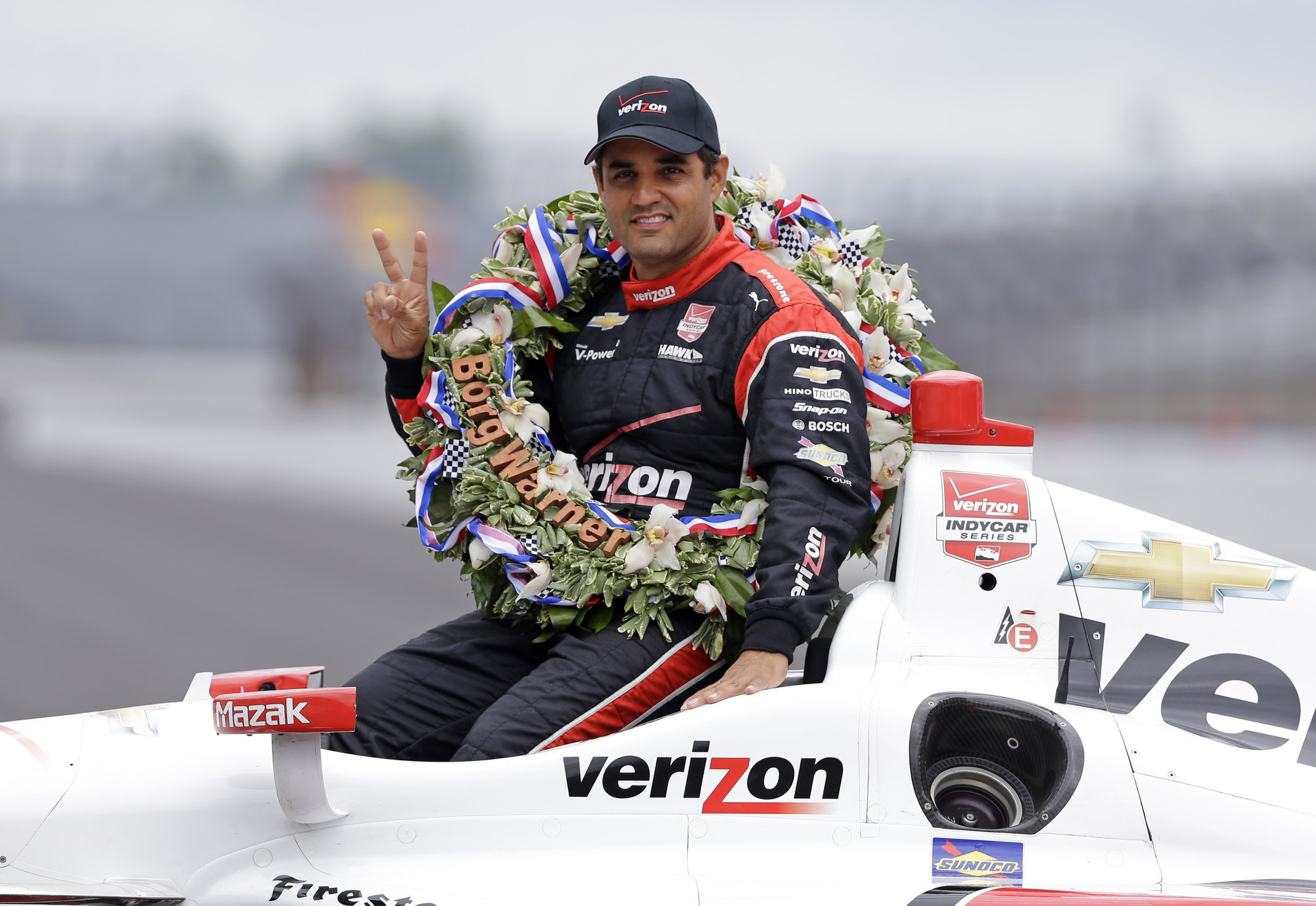 Juan-Pablo Montoya - GP Sports Management